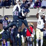 Hail Mary Touchdown Lifts Knights to American Conference Championship