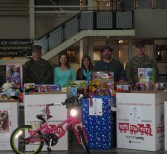 Caring Knights: UCF Community Donates Nearly 900 Items to Toys for Tots