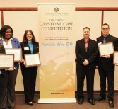1st Aid Strategy Wins Great Capstone Case Competition