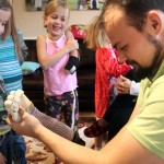 """3-D Arm Team"" Continues to Turn Dreams Into Reality for Children Without Limbs"