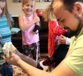 """""""3-D Arm Team"""" Continues to Turn Dreams Into Reality for Children Without Limbs"""