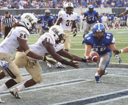 Knights Rank Among Nation's Top Bowl Teams in Classroom