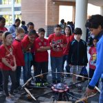 UCF Athletes, Scientists Deconstruct Science Behind Football at STEM Day