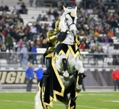 Pegasus and the UCF Knight