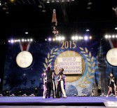 UCF Cheer Finishes Second at National Championship