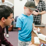 3-D Arm Team Special Guest at Sunshine State Scholars
