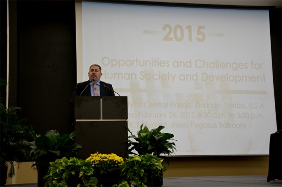 Summit at UCF Addressed Pressing Global Issues
