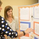 CEDHP Showcase Preps Students for Campus-Wide Undergraduate Research Exhibition