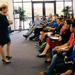 The Coca-Cola Company's Therese Gearhart Inspires #UCFBusiness Students