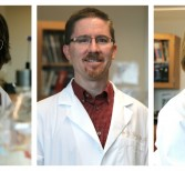 Medical Researchers Earn Grant Trifecta