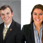Two Rosen College Students Get Top University Honors
