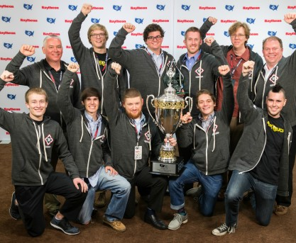 UCF Cyber Defense Team Claims 2nd Victory in National Competition