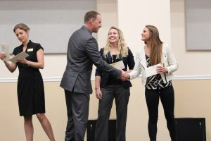 12th 12th Annual Showcase for Undergraduate Research Excellence Award Winners