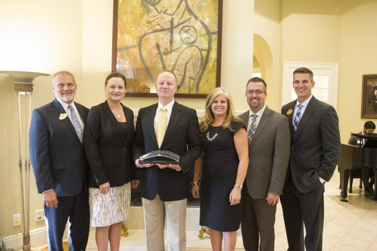 President's Partnership Reception Recognizes FAIRWINDS Credit Union and Others