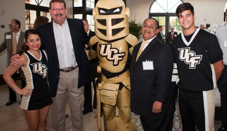 Local Company Supports UCF's Athletes with Annual Breakfast Fundraiser