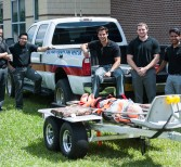 UCF-Made Ocean Rescue Trailer Now Used in Brevard County