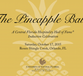 Ron Dowdy & Maria Triscari to be Inducted into Central Florida Hospitality Hall of Fame®