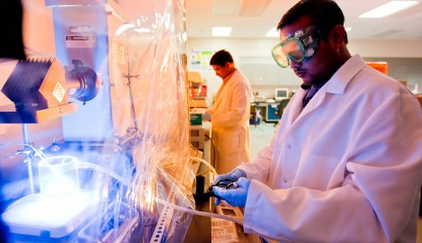 UCF's Nanotechnology Master's Degree is First in Florida