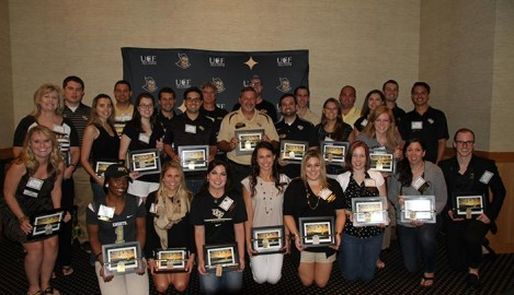 UCF Alumni Association Hosts AlumKnights of the Roundtable: 2015 Chapter & Club Council