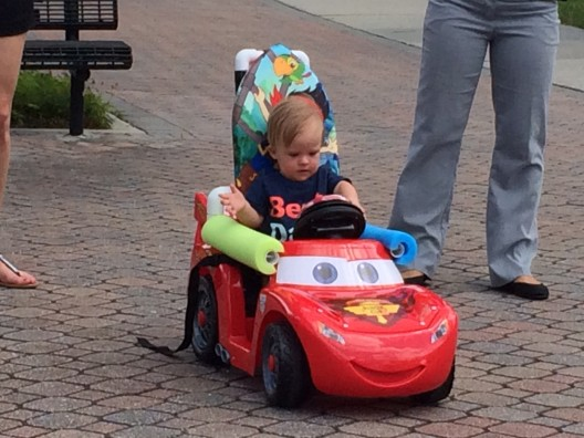 UCF Provides Modified Kiddie Cars to Special Toddlers, Only the Beginning