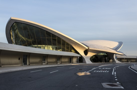 UCF Researchers to Use Laser Scanners to Digitally Preserve New York's Iconic TWA Flight Center