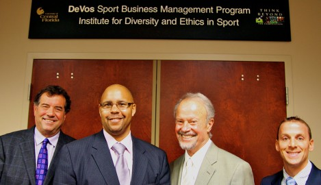 DeVos Sport Business Management Program Receives Global Recognition