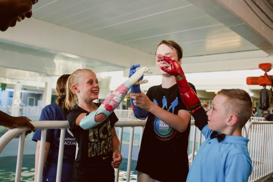 Limbitless Solutions, 2 Recipients of 3-D Arms to Present at Mayo Clinic Innovation Summit
