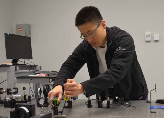 New UCF Optical Imaging System Laboratory Goal: Reinvent Microscopic Imaging Tools