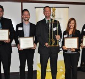 Team Bullseye Hits the Mark in #UCFBusiness Great Capstone Case Competition
