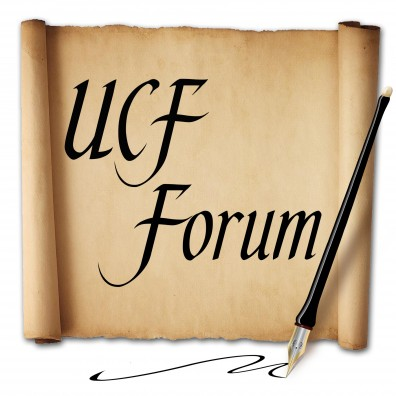 UCF Forum to Begin 4th Year with New Columnists