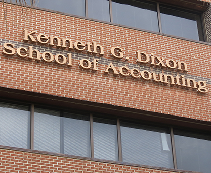 Kenneth G. Dixon School of Accounting