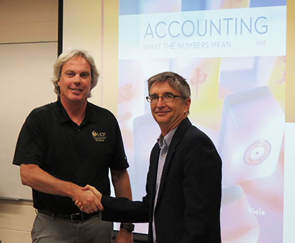 New UCF Accounting Course Helps Provide Business Leaders with Stronger Financial Decision-Making Skills