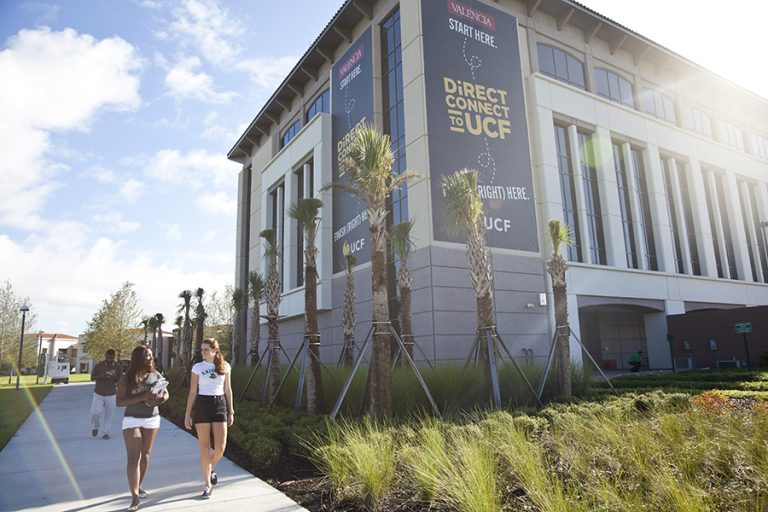 direct connect ucf building