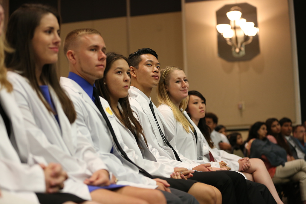 Medical School Journey Begins For Class Of 2019 Ucf News