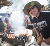 UCF Opens More Prime Tailgating Spaces for Students and Alumni
