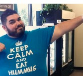 O'Dang! ABC's Shark Tank to Feature Business Student's Hummus Company on Friday