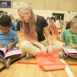 Read for the Record Makes Literary Splash with Pre-K Children