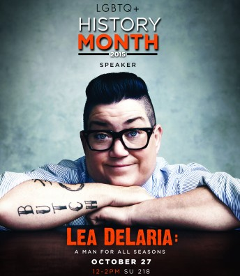 UCF Welcomes Actress Lea DeLaria from Orange is the New Black