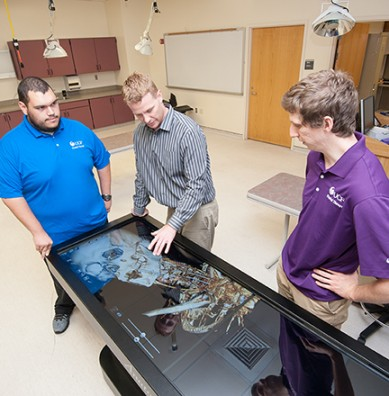Physical Therapy Program Among Nation's First to Adopt Anatomage Technology