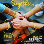 Rally for Respect Previews Diversity Week at UCF