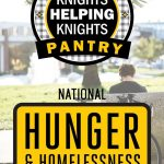 UCF Addresses Social Issues of Hunger and Homelessness