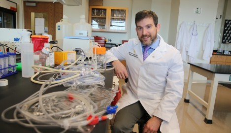 Coloring Mosquitoes to Identify Infectious Diseases