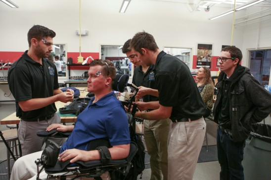 3-D Printed Device Gives More Independence to People in Wheelchairs
