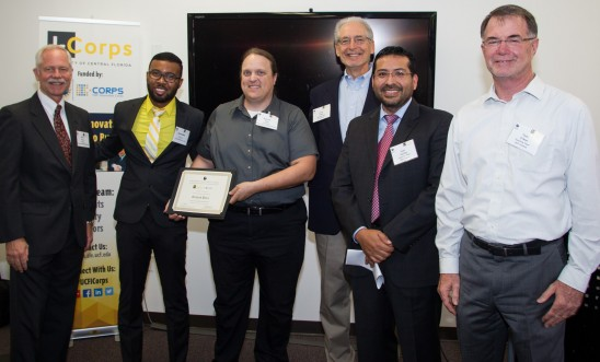 "UCF ""Smartphone Drug Test"" Team Selected for Prestigious NSF National I-Corps Program"