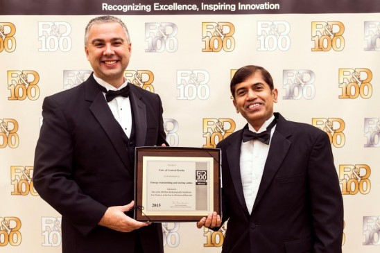 Oscar of Invention Awarded to UCF Technology