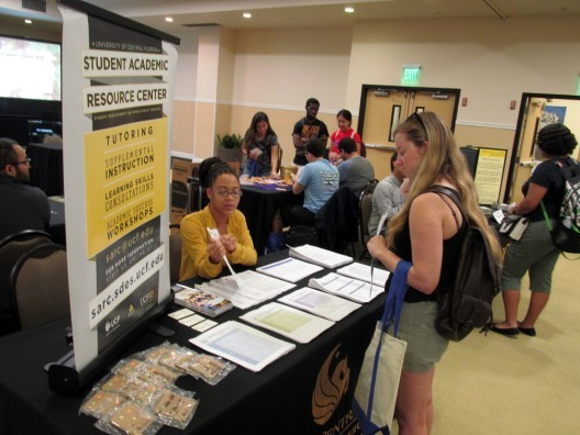 UCF Tops in National Tutoring Week
