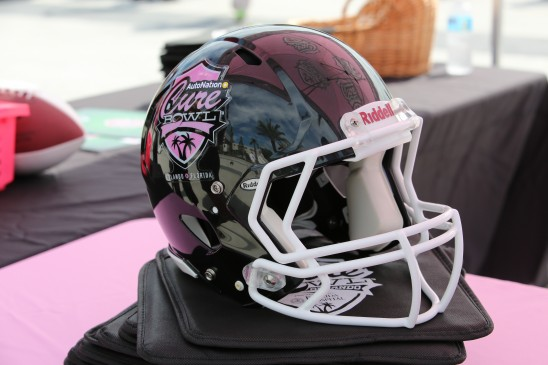 UCF, Cancer Research to Benefit from Saturday's Cure Bowl