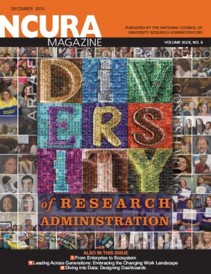 NCURA Article Highlights Diversity of Research Administration Program