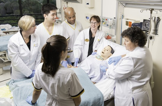Nursing Receives Reaccreditation, Nationally Recognizing Quality of Programs