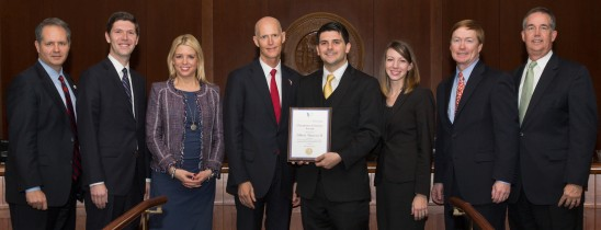UCF Student Earns Governor's Top State Volunteer Honor